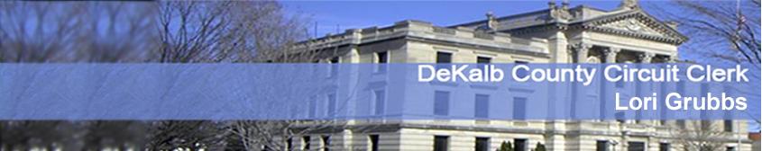 Dekalb County banner